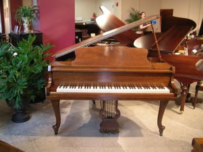 Jessie French Apartment Size Baby Grand Piano