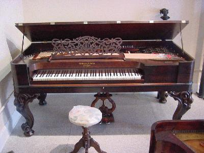 Steinway Amp Sons Victorian Square Grand Piano